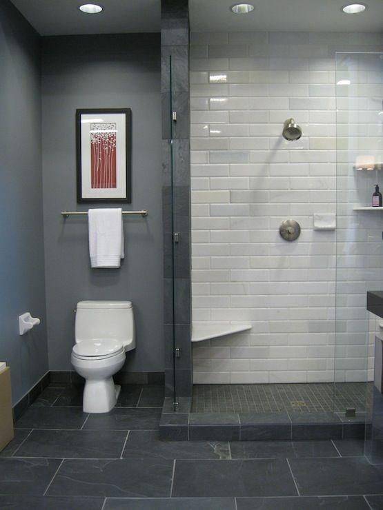 Banheiro invista no lugar mais íntimo da casa – Decoreba Design -> Banheiro Pequeno Cinza
