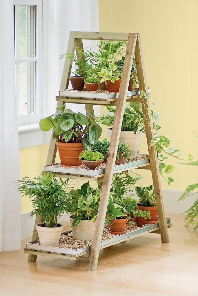 Escada ladder flores2 decoreba-design
