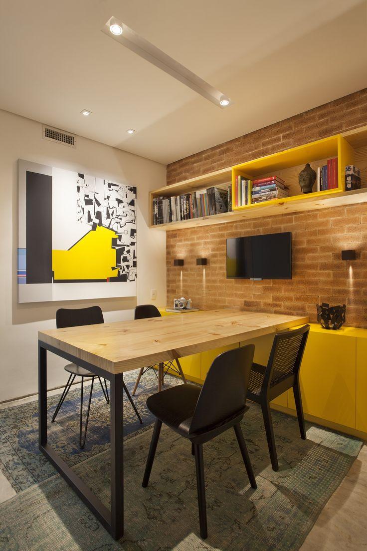 Tapete Na Sala De Jantar Sim Ou N O Decoreba Design -> Tapete Na Sala De Jantar