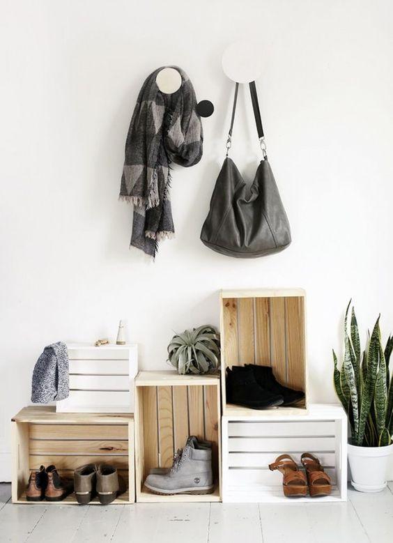 Room Minimalist Closet Organization