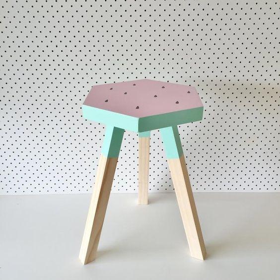 banco-melancia-water-melon-stool