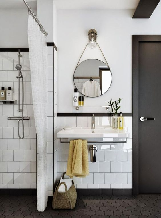 banheiro antigo sem quebra decoraba design
